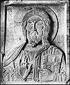 Σέρρες. Αρχαιολογικό Μουσείο. Χριστός Ευεργέτης. 14ος (;) αιώνας.jpg