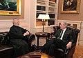 Συνάντηση ΥΠΕΞ Δ. Αβραμόπουλου με τον Μητροπολίτη Καναδά κ. Σωτήριο (8470460454).jpg