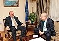 Συνάντηση ΥΦΥΠΕΞ Κ. Τσιάρα με Πρέσβη Ισραήλ (8185009785).jpg