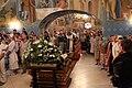 Архиерейская служба. Успение Богородицы 2010.jpg