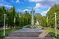 Братська могила радянських воїнів, Мена.jpg