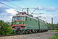 ВЛ10К-1368, Россия, Кемеровская область, перегон Бирюлинская - Барзас (Trainpix 199460).jpg