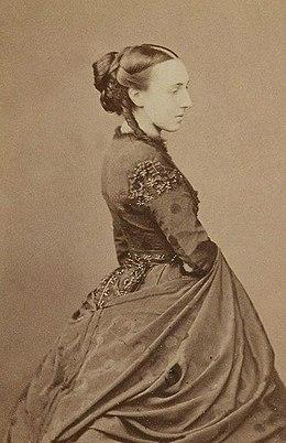 Великая княгиня Ольга Фёдоровна (Цецилия Баденская)