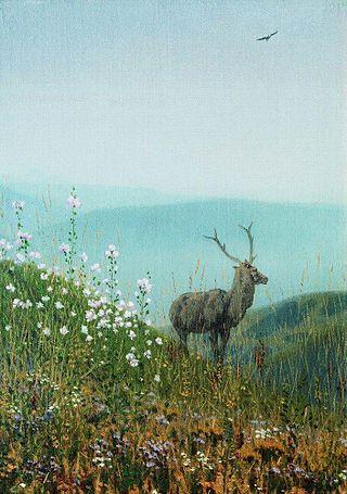 В горах Алатау. 1869-1870