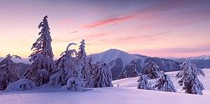 Гора Стримба взимку.jpg