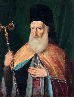 Eugenios Voulgaris Greek Orthodox bishop