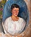Женский портрет в овале (картина В.Э. Вильковиской).jpg