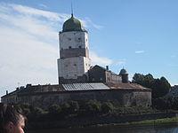 Замок в городе Выборг.JPG