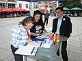 МК избори 2011 01.06. Охрид - караван Запад (5788031428).jpg