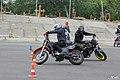 Максим Ковальов Та Максим Гріценко тренуються разом перед змаганнями.jpg
