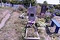 Могила Чечеткіна Л.-радянського воїна смт, Кириківка кладовище.jpg