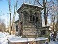 Новодевичье кладбище. Склепы фан Гильзе фан дер Пальса и его жены 01.jpg