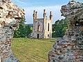 Новомалин .Руїни замку .Залишки каплиці.jpg