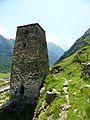 Оборонительная башня Абай-Кала, Верхняя Балкария 03.jpg