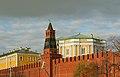 Оружейная (Конюшенная) башня. Кремль. Москва. Россия.jpg