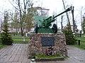 Памятник артиллеристам 6 и 43 армий. Шумилино, Витебская обл.jpg