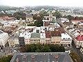 Панорама Львова з місцевої ратуші. - panoramio (1).jpg