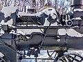 Парова машина-локомобіль Херсонського локомобільного заводу у центрі селища Диканька Полтавської області(3).jpg