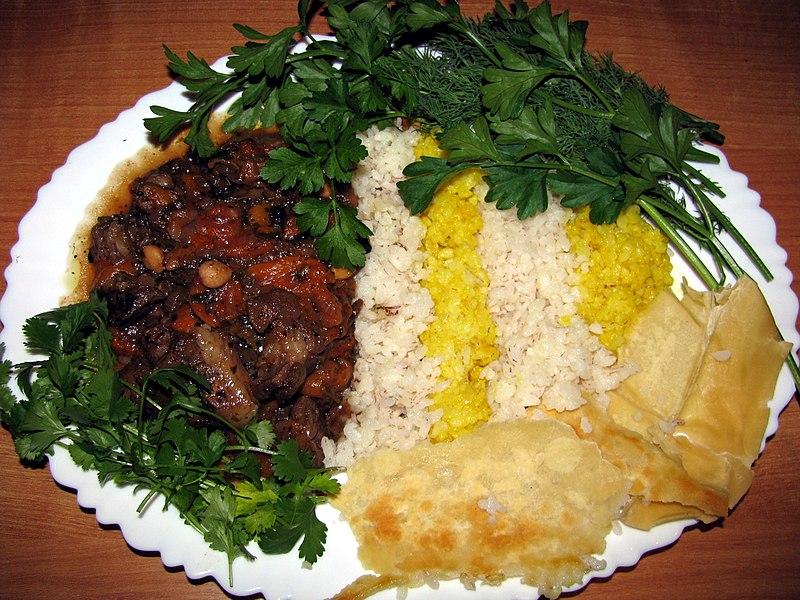 Azerbaijani cuisine for Azerbaijan cuisine