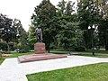 Страстной бульвар (памятник поэту Твардовскому А. Т.).jpg