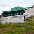 Танк. Поселок Юбилейный, Пермский край - panoramio.jpg
