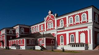 Krasnoslobodsk, Republic of Mordovia Town in Mordovia, Russia