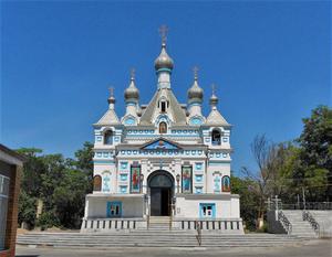 Храм Александра Невского (Ташкент)