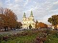 Церква Непорочного Зачаття Пресвятої Діви Марії у Тернополі.JPG