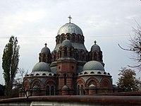 Церковь Святого Знамения Божьей Матери г.  Хасавюрт.JPG