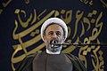 سخنرانی علیرضا پناهیان در جمع هیئت های مذهبی در قصر شیرین به مناسبت بیست و دوم بهمن ماه Alireza Panahian 09.jpg