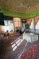 عکس از مقبره کربلایی کاظم ساروقی در قبرستان نو قم.jpg