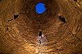 فضای شتر خان یا تالار استبل در کاروانسرای دیر گچین استان قم - کاروانسرای ساسانی 07.jpg