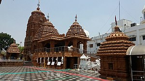 Jagannath Temple, Hyderabad - Jagannath Temple at Hyderabad