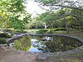 サンクンガーデンの噴水池 - panoramio.jpg