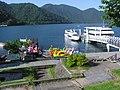 中禅寺湖、遊覧船乗り場 - panoramio.jpg
