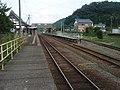 久美浜駅 ホーム - panoramio.jpg