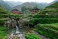 潺潺山泉 - panoramio.jpg