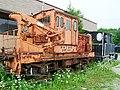 野辺山SLランドにある国鉄保線車両(岐阜工事局) - Panoramio 57678288.jpg