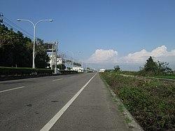 雲林縣褒忠鄉 158縣道 - panoramio.jpg