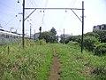JT貨物線路跡その1 - panoramio.jpg