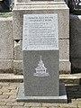 -2019-08-31 Monument plaque next to North Walsham Market Cross (1).JPG