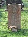-2020-12-28 CWGC gravestone, Driver P T Flaxman, Cromer town cemetery.JPG
