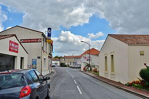 Andilly, Charente-Maritime - Andilly village