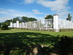 02461jfHour Great Rescue Concentration Prisoners Sundials Cabanatuan Memorialfvf 01.JPG