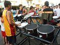 0932jfPedestrian footbridge C-40 Capulong Marcos Road Musicians Tondo Manilafvf.jpg