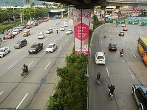 Transportation in the Philippines - EDSA