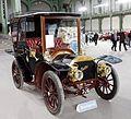 110 ans de l'automobile au Grand Palais - Berliet 20 CV Demi-limousine - 1903 - 002.jpg