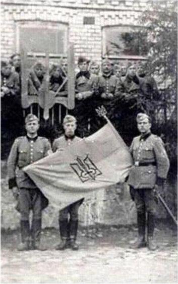 115th Battalion of Ukrainian Shuma 1943