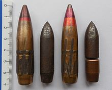 Bottle Opener Anti Aircraft Round caliber 14.5 x 114 mm