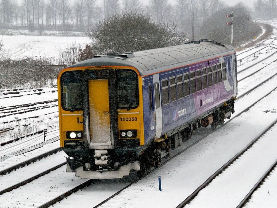 153358 Castleton East Junction